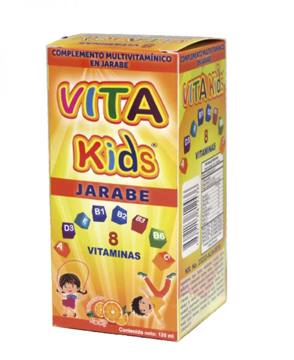 Vitakids – Jarabe- Vitafarma