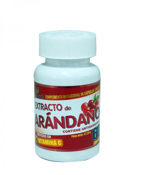 arandano capsulas – vitafarma